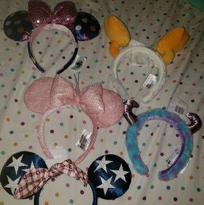 Disneyland Ears Bundle of 5